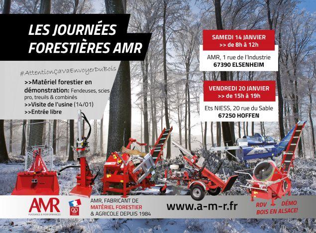 Les journées forestières AMR