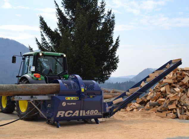 AMR, importateur de matériel forestier TAJFUN