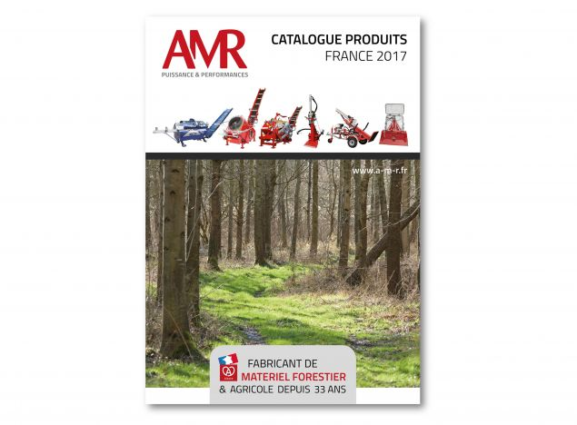 AMR's catalogue 2017