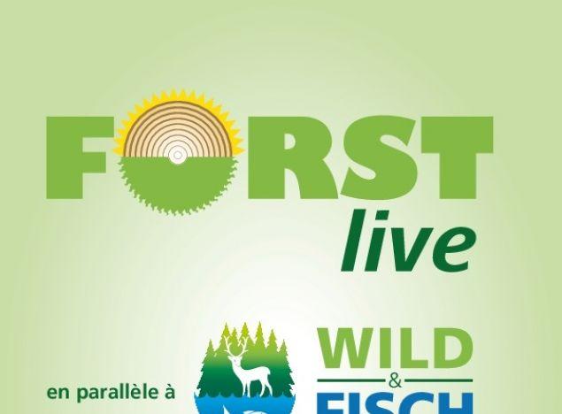 AMR partenaire officiel du salon forestier FORST LIVE