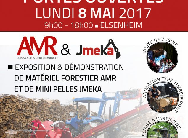 AMR OPEN DAY, 8TH MAY 2017