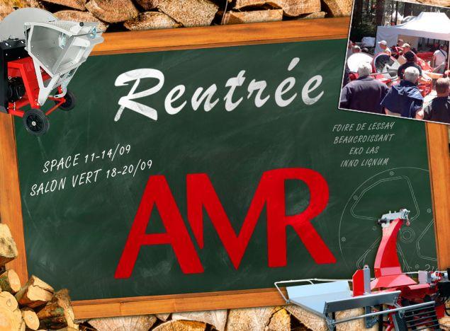 La rentrée AMR 2018