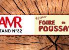 Next exhibition : La Foire de POUSSAY