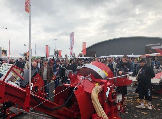 Pêle-mêle photos du Sommet de l'Élevage