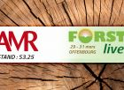 FORSTlive : exhibition of the Forestry and forestry technology