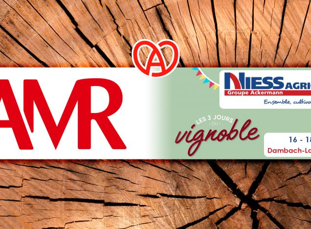 Les 3 jours du Vignobles à DAMBACH LA VILLE (67650) / 16-18 JUILLET 2021