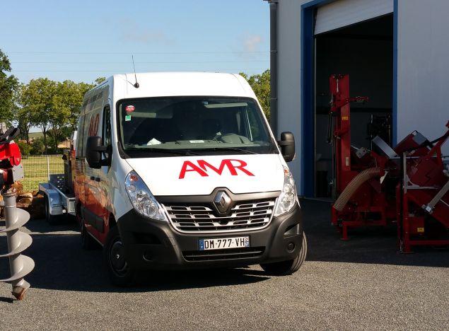 """AMR """"of de Stross"""" dans le Sud-ouest"""
