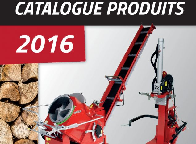 AMR's catalogue 2016