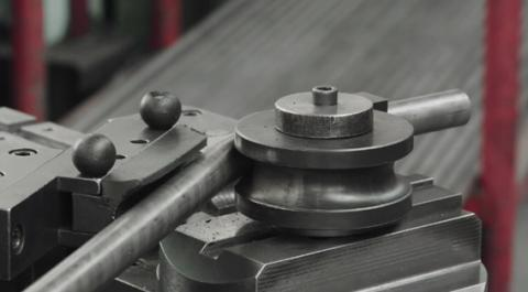 Fabrication - Cintrage