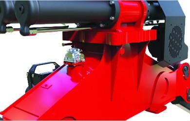 Les filtres pression et retour assurent la propreté adéquate de l'huile dans le système hydraulique