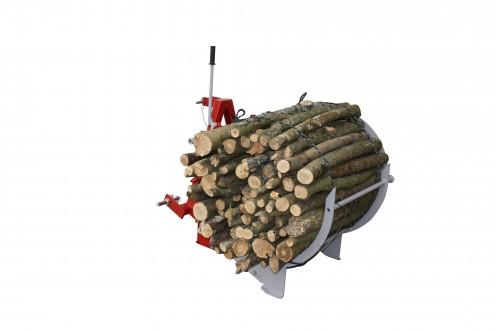 Fagoteuse demi-stere à bois