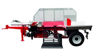 Horizontal splitter 28 tons on axle - H28 ESS Series