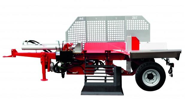 Modèle HPF28 ESS sur essieu, 25km/h