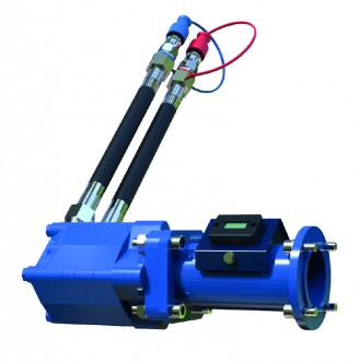 Unité d'entrainement hydraulique HP 25