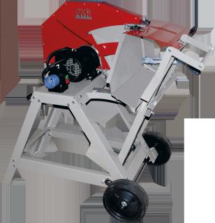 Circular log carriage saw - SWK 550 - 600 series