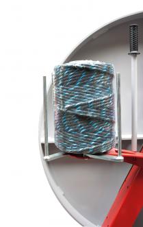 Support de bobine à diamètre réglable - option