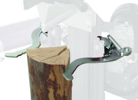 Bras de maintien du bois