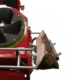 Support de dépose du bois