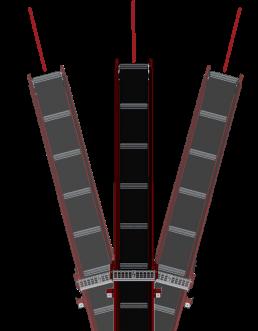 Tapis orientable (option)