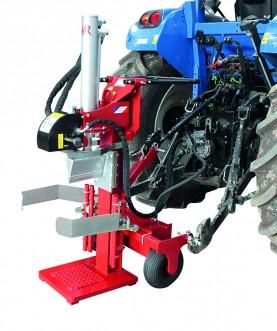 VPF5512 attelée a un tracteur