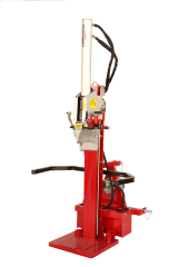 Fendeuse de bûches verticale - 12 à 25 Tonnes
