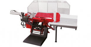 Horizontal splitter 28 tons on 3-point hitch - H28 Series