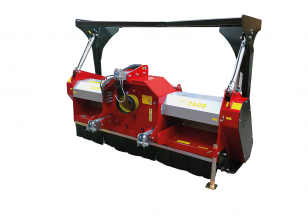 Forest Mulcher ZANON - Series  TF/TN and TM/TL