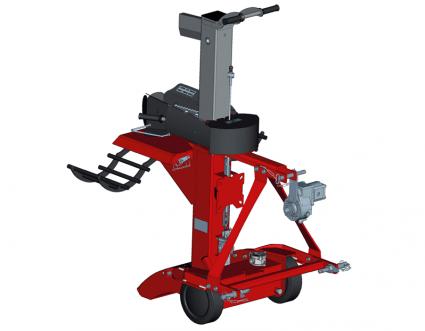 FB509TF PDF avec attelage 3 points tracteur