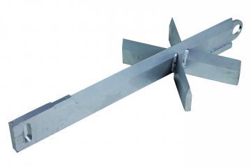 6-Fach Messer (für 28 Tonnen)