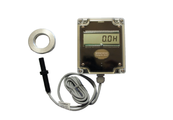 Tachometer and hour meter